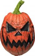 Grusel-Kürbis Maske für Erwachsene