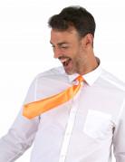 Neonorange Krawatte