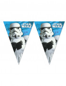 Wimpel-Girlande Star Wars Stormtrooper™