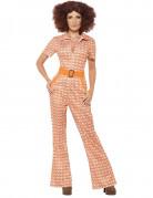 70er-Jahre-Kostüm Damen