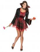 Barock Vampir Kostüm Damen