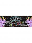 Banner - Happy Birthday
