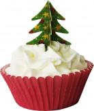 3D Kuchendekorationnen - Weihnachten