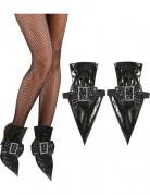 Schuh-Überzieher Hexe
