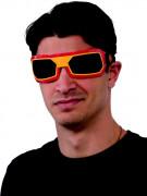 Brille Iron Man für Erwachsene