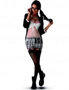 Klassisches Kostüm kokette Studentin für Erwachsene