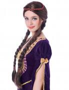 Mittelalterliche Perücke für Frauen