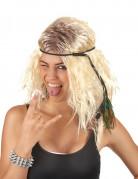 Popstar-Perücke in Blond für Frauen