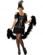 Charleston Kostüm für Damen - Zwanziger Jahre Deluxe