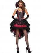Kostüm Mitternachts-Gräfin für Frauen