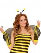 Lange Stulpen Biene