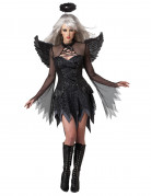 Gefallener Engel Kostüm für Damen