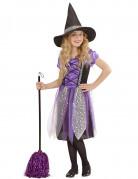 Halloween-Hexenkostüm für Mädchen