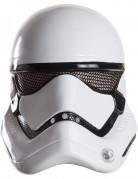 Stormtrooper™ Halbmaske für Erwachsene - Star Wars VII™