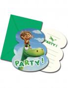 6 Einladungskarten Arlo und Spot™