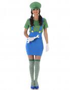 Klempner Kostüm für Damen