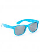 Blaue Blues-Brille für Erwachsene