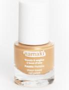 Goldener Nagellack Namaki Cosmetics © - 7,5 mL