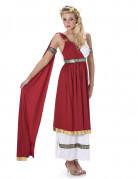 Elegantes Römerinnen Kostüm für Damen