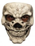 Skelettmaske Höllengrinsen für Erwachsene - handbemalt