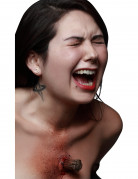 Falsche Vampir Verletzung Erwachsene Halloween