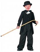 Kleiner Charlie Chaplin Kostüm für Kinder