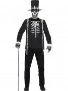 Voodoo Hexenmeister Kostüm Halloween für Herren