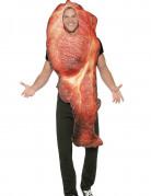 Erwachsenenkostüm Scheibe Fleisch Verkleidung