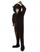 Maskottchen-Kostüm Affe
