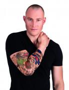 Tattoo-Ärmel Clown