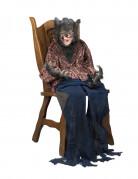Halloween-Dekoration Werwolf zum Aufhängen, 150 cm