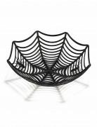 Halloween-Schale Spinnennetz 27 cm
