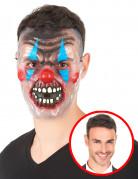 Horroclown Maske für Erwachsene