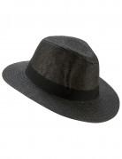 Grauer Panama-Hut für Erwachsene