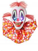 Leuchtende Dekoration Gruseliger Clown