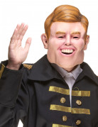 Humorvolle Latex-Maske Willem