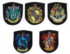 Set Hogwarts-Wappen Aufnäher Harry Potter™