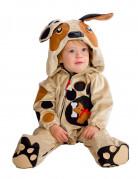 Hundekostüm für Babys bunt