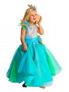 Kostüm Meeresprinzessin für Mädchen - Premium