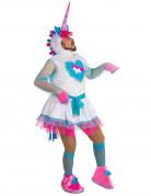 Witziges Einhorn-Kostüm
