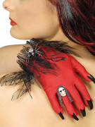 Teufels-Handschuhe mit Nägeln