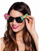 Hawaii Spaßbrille für Erwachsene