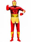 Kostüm bionischer Held für Erwachsene