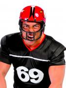 American Football Helm mit Adler für Erwachsene