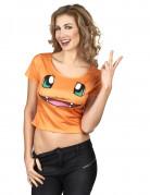 Drachen-Monster T-Shirt für Damen