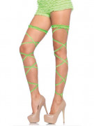 sexy Strumpfbänder grün