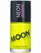 Nagellack gelb phosphoreszierend 15 ml moonglow ©