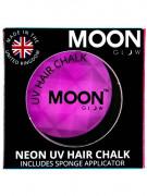 UV Haarkreide für Strähnen Moonglow © violett 3,5 g