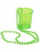 Schnapsglas Kette St. Patrick