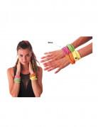 Fashion Armband für Erwachsene neonpink